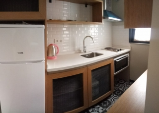 FULLY FURNISHED LUXURY STUDIO APARTMENT NEAR BAHARIYE STREET